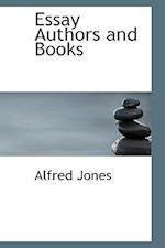 Essay Authors and Books af Alfred Jones