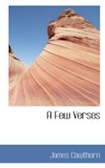 A Few Verses af James Cawthorn
