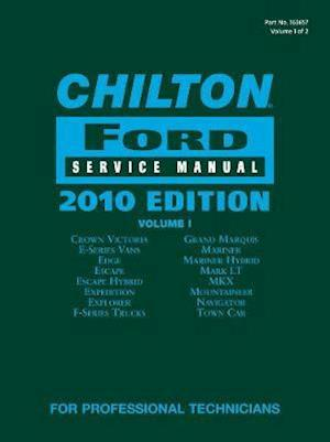 Chilton Ford Service Manual