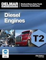 Diesel Engines T2 (Ase Test Preparation Series)