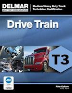 Drive Train Test 3 (DELMAR LEARNING'S ASE TEST PREP SERIES)