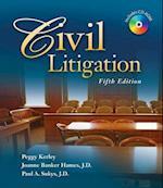 Civil Litigation (Book Only)