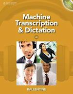 Machine Transcription & Dictation (with CD-ROM)