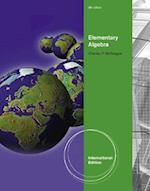 Elementary Algebra, International Edition
