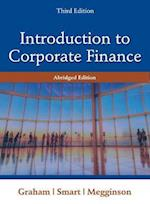 Introduction to Financial Management, International Edition (with Thomson ONE - Business School Edition 6-Month Printed Access Card and Economic CourseMate with eBook Printed Access Card) af John Graham, Scott Smart