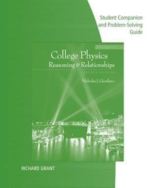Student Companion with Problem Solve for Giordano's College Physics,  Volume 2, 2nd