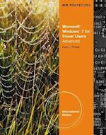 New Perspectives on Microsoft Windows 7 for Power Users Advanced af Harry Phillips