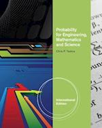 Probability for Engineering, Mathematics, and Science, International Edition