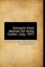 Extracts from Manual for Army Cooks