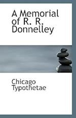 A Memorial of R. R. Donnelley af Chicago Typothetae