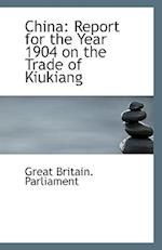 China af Great Britain Parliament