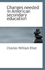 Changes Needed in American Secondary Education