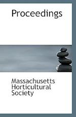 Proceedings af Massachusetts Horticultural Society