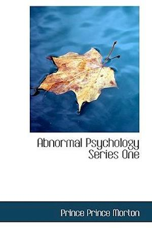 Abnormal Psychology Series One