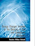 Energy Changes Involved in the Dilution of Zinc and Cadmimum Amalgams