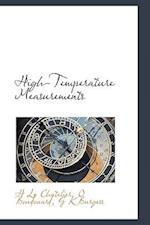 High-Temperature Measurements