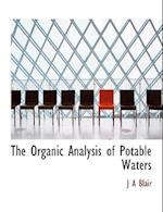 The Organic Analysis of Potable Waters