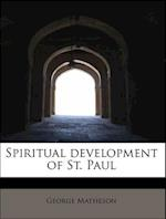Spiritual Development of St. Paul af George Matheson