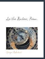 Les Vies Encloses: Poème