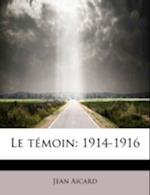 Le T Moin af Jean Francois Victor Aicard