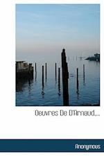 Oeuvres de D'Arnaud, ...
