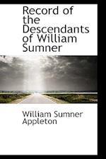 Record of the Descendants of William Sumner af William Sumner Appleton