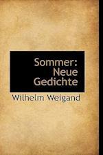 Sommer af Wilhelm Weigand