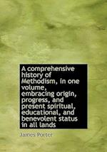 A comprehensive history of Methodism, in one volume, embracing origin, progress, and present spiritu