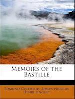 Memoirs of the Bastille af Edmund Goldsmid, Simon Nicolas Henri Linguet