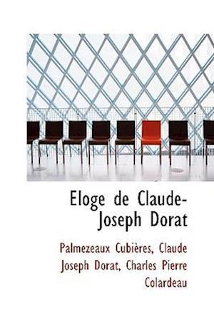 Éloge de Claude-Joseph Dorat