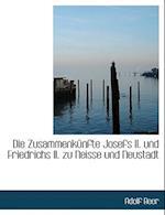 Die Zusammenkunfte Josefs II. Und Friedrichs II. Zu Neisse Und Neustadt