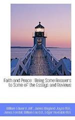 Faith and Peace af James Wayland Joyce, James Fendall, William Edward Jelf