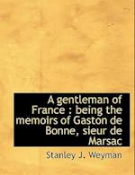 A Gentleman of France af Stanley J. Weyman