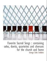 Favorite Sacred Songs af George Coles Stebbins