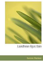 Laoidhean Agus Dain af Duncan Maclean