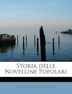 Storia Delle Novelline Popolari af Angelo De Gubernatis