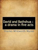 David and Bathshua af Charles Whitworth Wynne