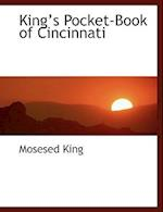 King 's Pocket-Book of Cincinnati af Moses King