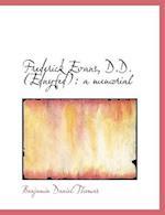 Frederick Evans, D.D. (Ednyfed): a memorial af Benjamin Daniel Thomas