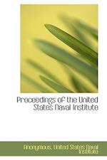 Proceedings of the United States Naval Institute af Anonymous