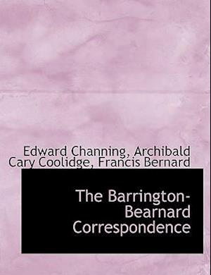 The Barrington-Bearnard Correspondence