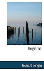 Register af Teunis G. Bergen