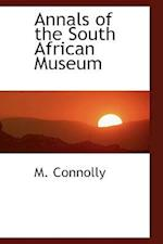 Annals of the South African Museum af M. Connolly