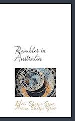Rambles in Australia