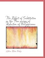 The Effect of Substitution on the Free Energy of Reduction of Benzoquinone af Lillian Eloise Baker