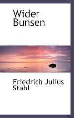 Wider Bunsen af Friedrich Julius Stahl