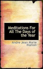 Meditations for All the Days of the Year af Andre Jean Marie Hamon