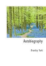 Autobiography af Brantley York