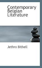 Contemporary Belgian Literature af Jethro Bithell