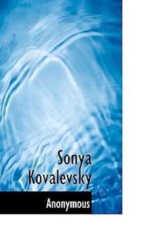 Sonya Kovalevsky